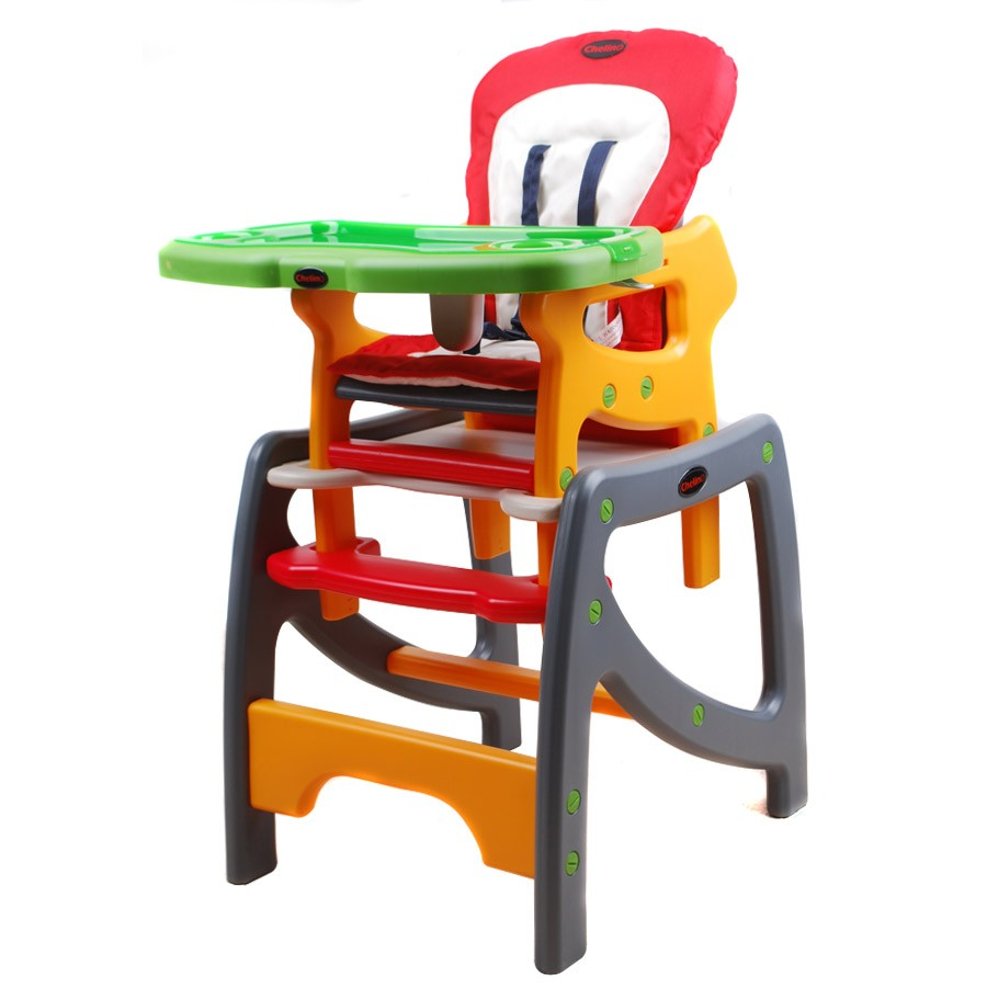 Chelino Active 3 in 1 High Chair
