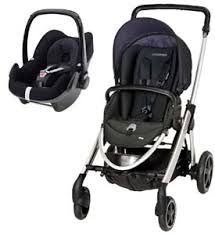 Bebe Confort Elea Travel System and Base