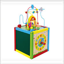 Viga 5 in 1 toy cube