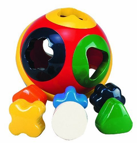 Tolo Toys Rolling Ball Shape Sorter
