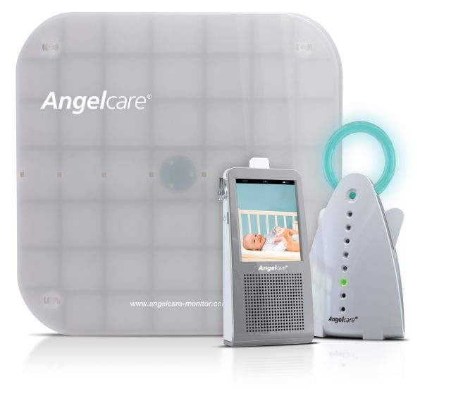 Angelcare AC1100 - Video, Movement & Sound Baby Monitor