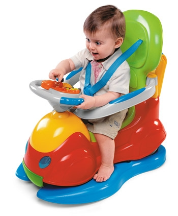 Chicco Quattro Car 4 in 1