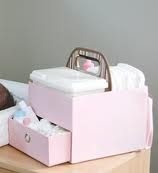 JJ Cole Diaper Caddy