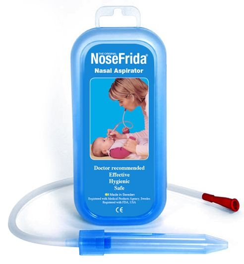 Nose Frida - Say Goodbye to Nasal Congestion