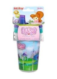 Nuby 3 pack character cups