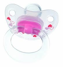 Nuk Silicone Summertime Soother Twin