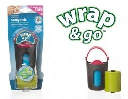 Tommee Tippee Wrap and Go Dispenser