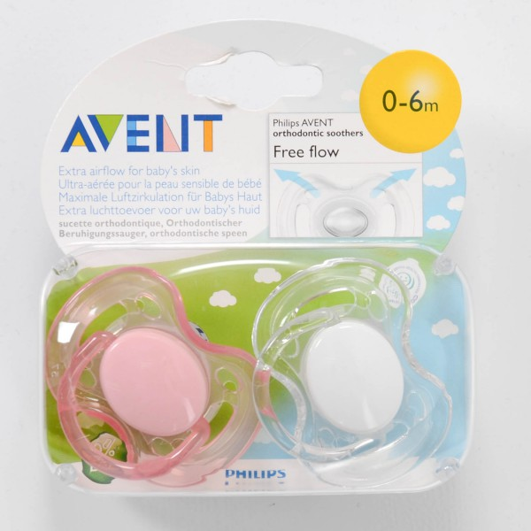 Avent Soother Free Flow