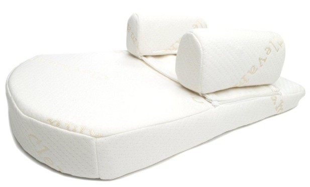 Clevamama Sleep Positioner Product View The Baby