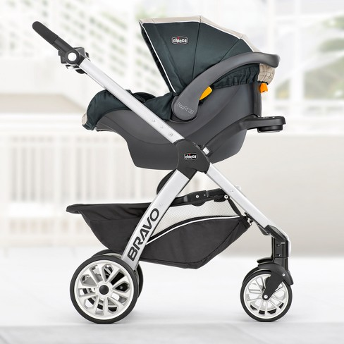 Chicco Bravo Travel System Product View The Baby