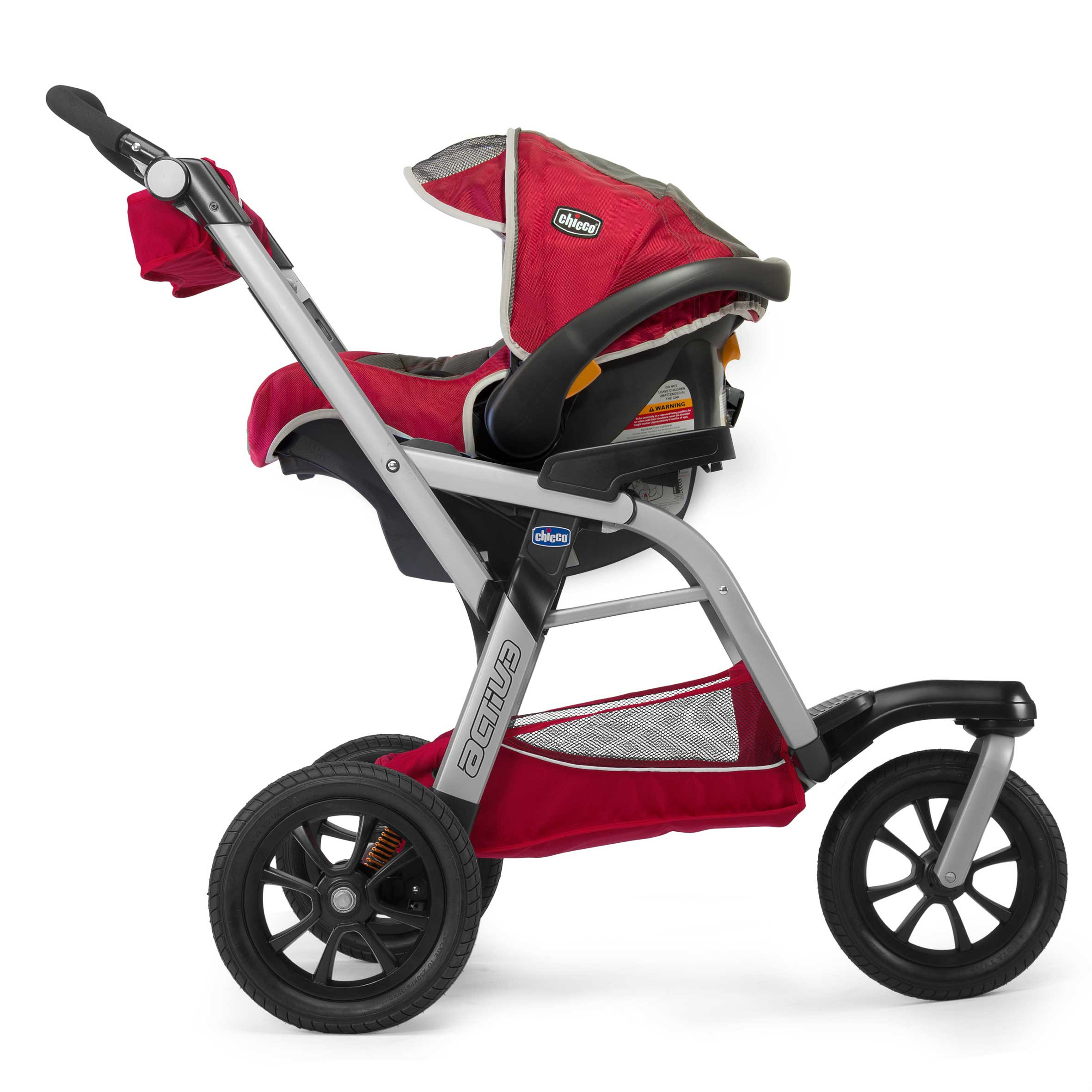 Red Chicco Car Seat >> Chicco-Activ-3-Stroller | Product View | The Baby Shoppe - Your South African Online Baby Shop
