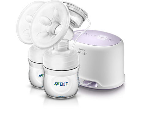 Avent Natural Twin Electric Breast Pump