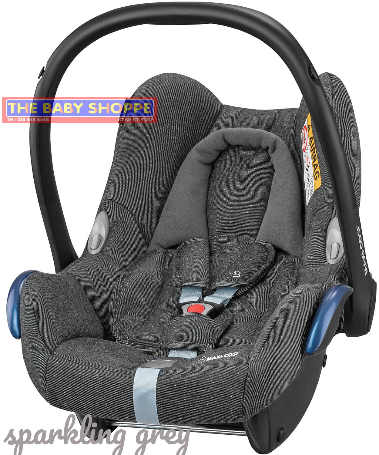 maxi cosi cabriofix car seat product view the baby. Black Bedroom Furniture Sets. Home Design Ideas