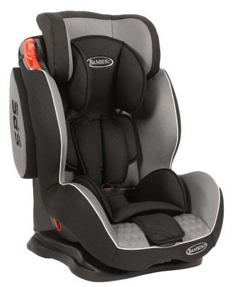 Bambino Elite Car Seat Review
